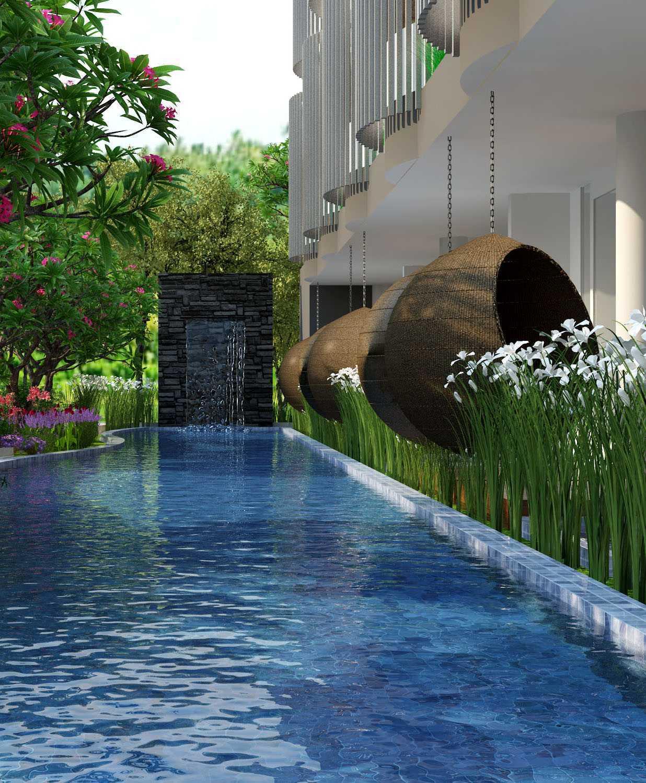 Pt. Atelier Una Indonesia Senggigi Resort Development Lombok, Indonesia Lombok, Indonesia Pool-View  9521