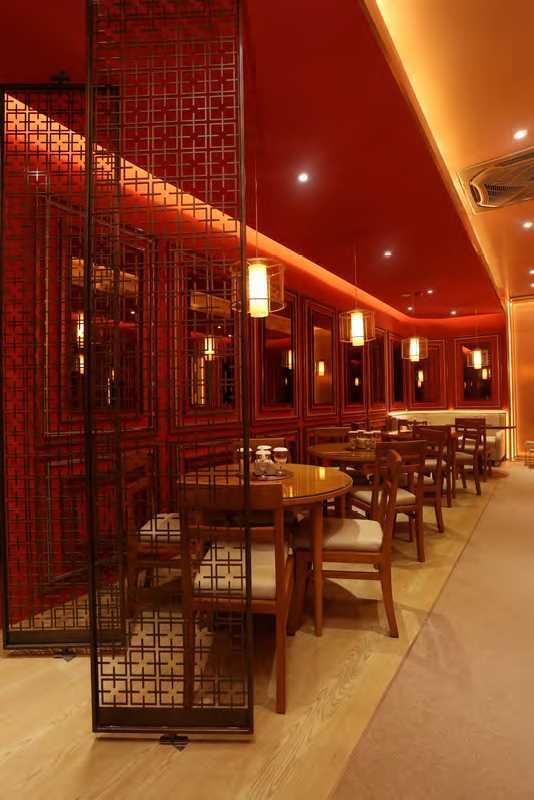 Nimara Architects  Dpp Pdi Perjuangan Office Jakarta, Indonesia Jakarta, Indonesia Banquet Hall  10864