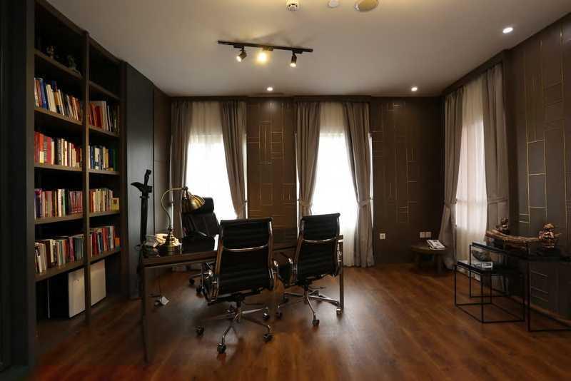 Nimara Architects  Dpp Pdi Perjuangan Office Jakarta, Indonesia Jakarta, Indonesia Chairman Room  10867