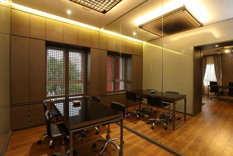 Nimara Architects  Dpp Pdi Perjuangan Office Jakarta, Indonesia Jakarta, Indonesia Meeting Room  10870