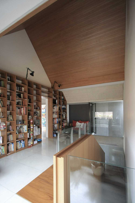 Sub Swadaya House Jakarta, Indonesia Jakarta, Indonesia Library Area  9340