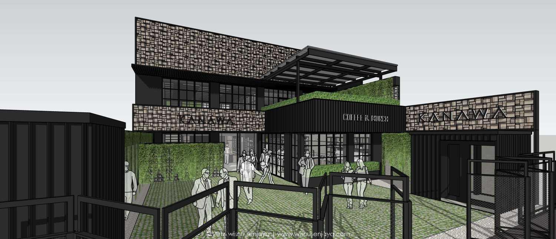 Wisnu Senjaya Architects Coffee Shop Jakarta Jakarta Ext1  29987