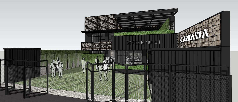 Wisnu Senjaya Architects Coffee Shop Jakarta Jakarta Ext2  29991