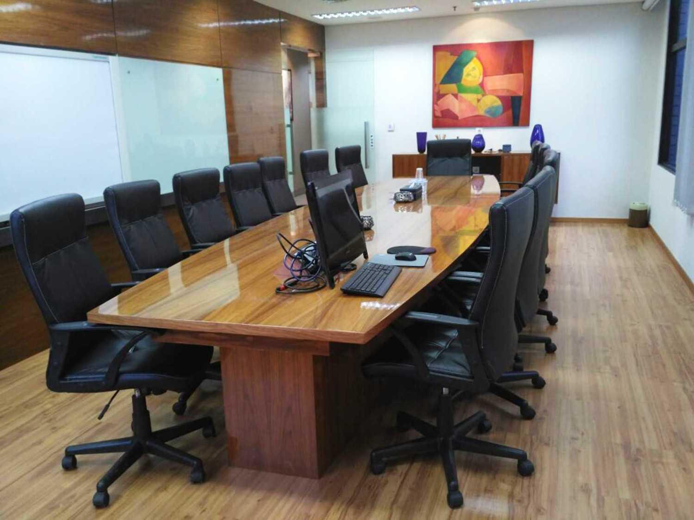 Ma Interior Design Sudirman Office Wisma Nugra Santana Wisma Nugra Santana Meeting Room Modern 10596