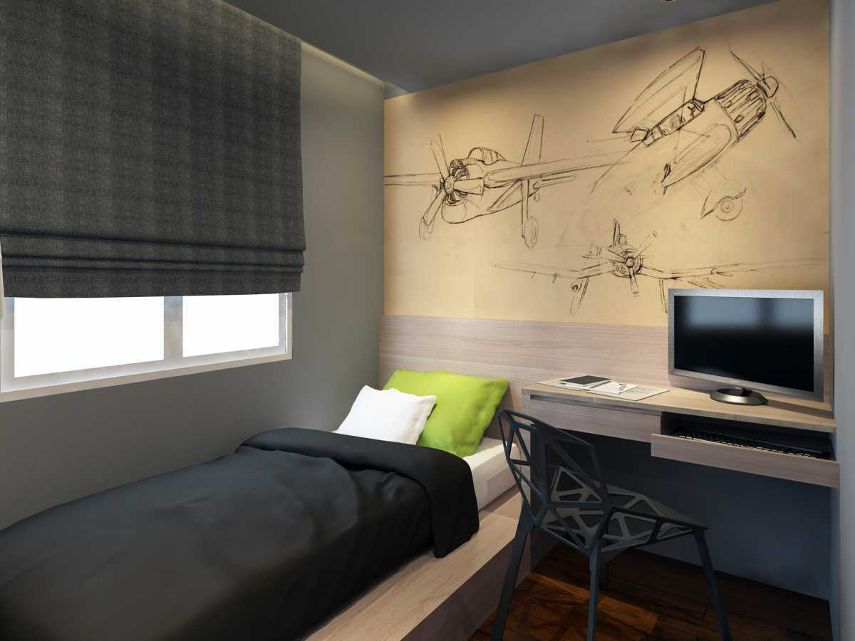Ma Interior Design Residential Project South Jakarta South Jakarta South Jakarta Kids Bedroom  10600