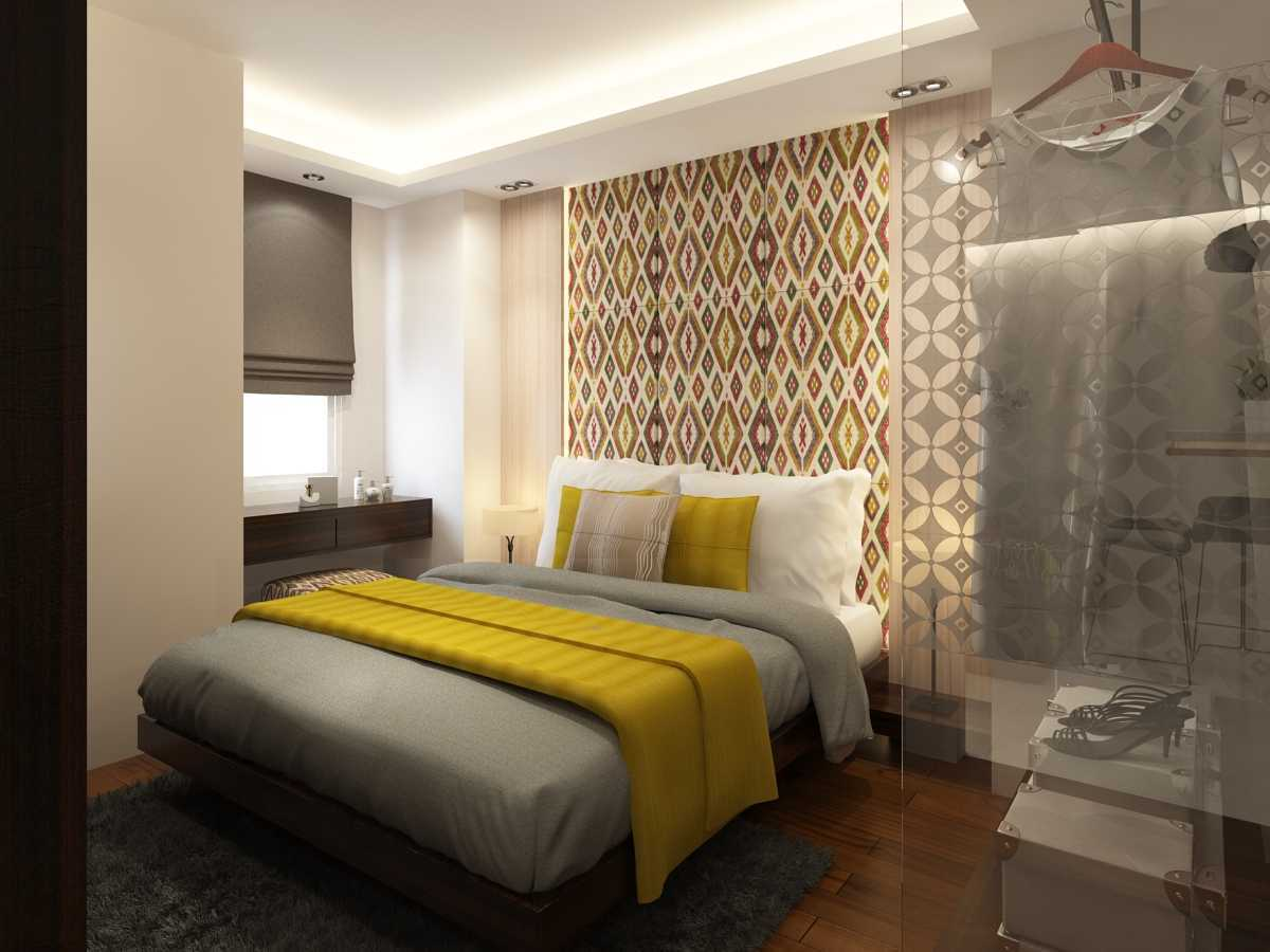 Ma Interior Design Residential Project South Jakarta South Jakarta South Jakarta Master Bedroom  10602