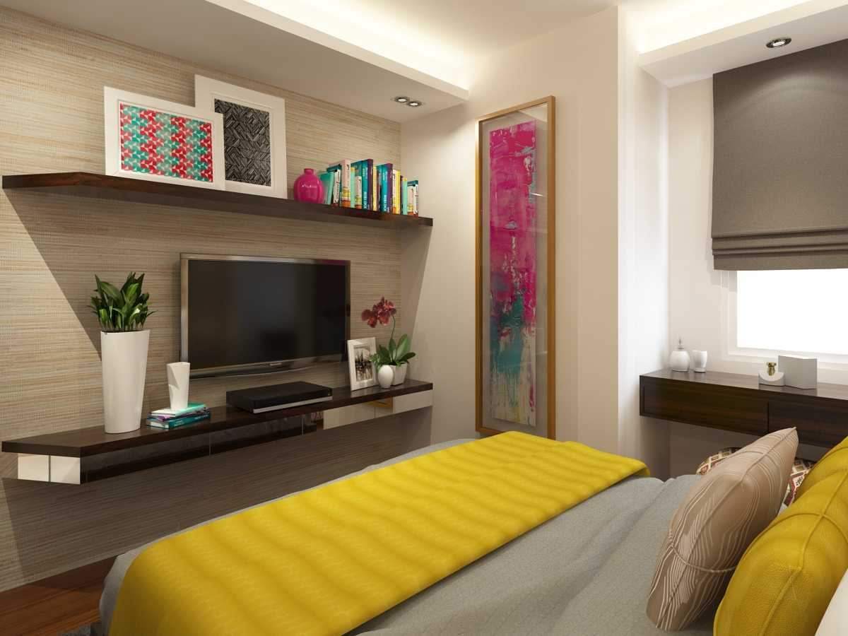 Ma Interior Design Residential Project South Jakarta South Jakarta South Jakarta Bedroom  10603