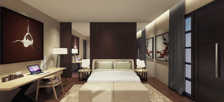 Ari Wibowo Design (Aw.d) Aw House Makassar, Makassar City, South Sulawesi, Indonesia Makassar Bedroom Modern 9416