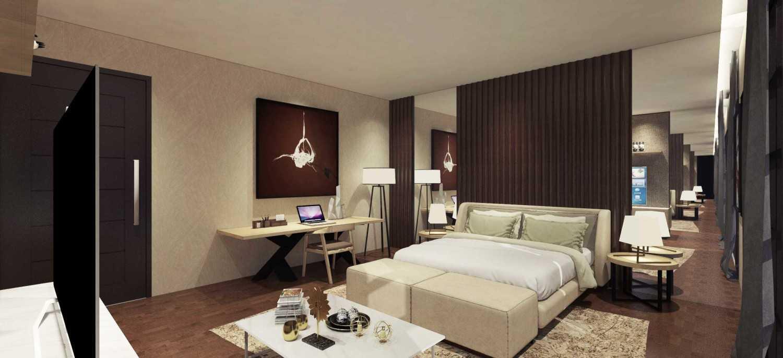 Ari Wibowo Design (Aw.d) Aw House Makassar, Makassar City, South Sulawesi, Indonesia Makassar Bedroom Modern 9417