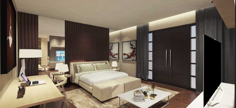 Ari Wibowo Design (Aw.d) Aw House Makassar, Makassar City, South Sulawesi, Indonesia Makassar Bedroom Modern 9418