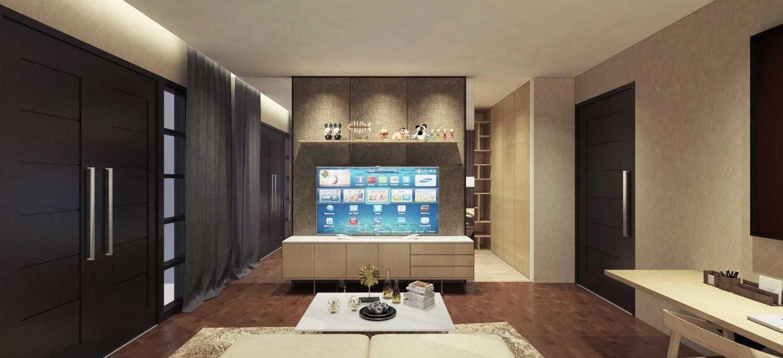 Ari Wibowo Design (Aw.d) Aw House Makassar, Makassar City, South Sulawesi, Indonesia Makassar Bedroom Modern 9419