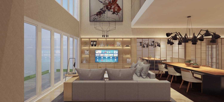 Ari Wibowo Design (Aw.d) Aw House Makassar, Makassar City, South Sulawesi, Indonesia Makassar Livingroom Modern 9421
