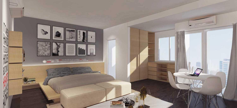 Ari Wibowo Design (Aw.d) R Apartment Kebun Jeruk, Jakarta Kebun Jeruk, Jakarta Bedroom Modern 10007