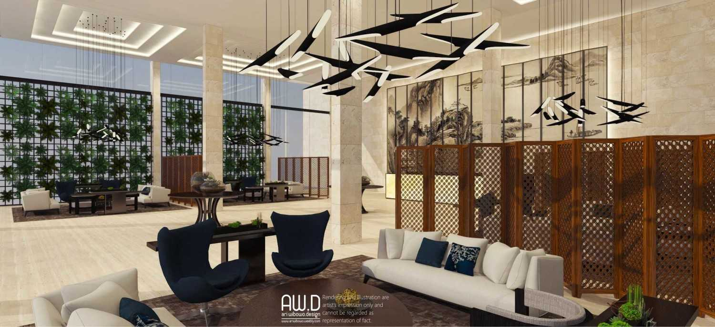 Ari Wibowo Design (Aw.d) Grand Lobby Hotel Jakarta Jakarta Lobby Asian 10099