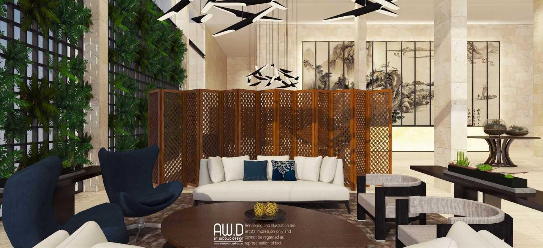 Ari Wibowo Design (Aw.d) Grand Lobby Hotel Jakarta Jakarta Lobby Asian 10100