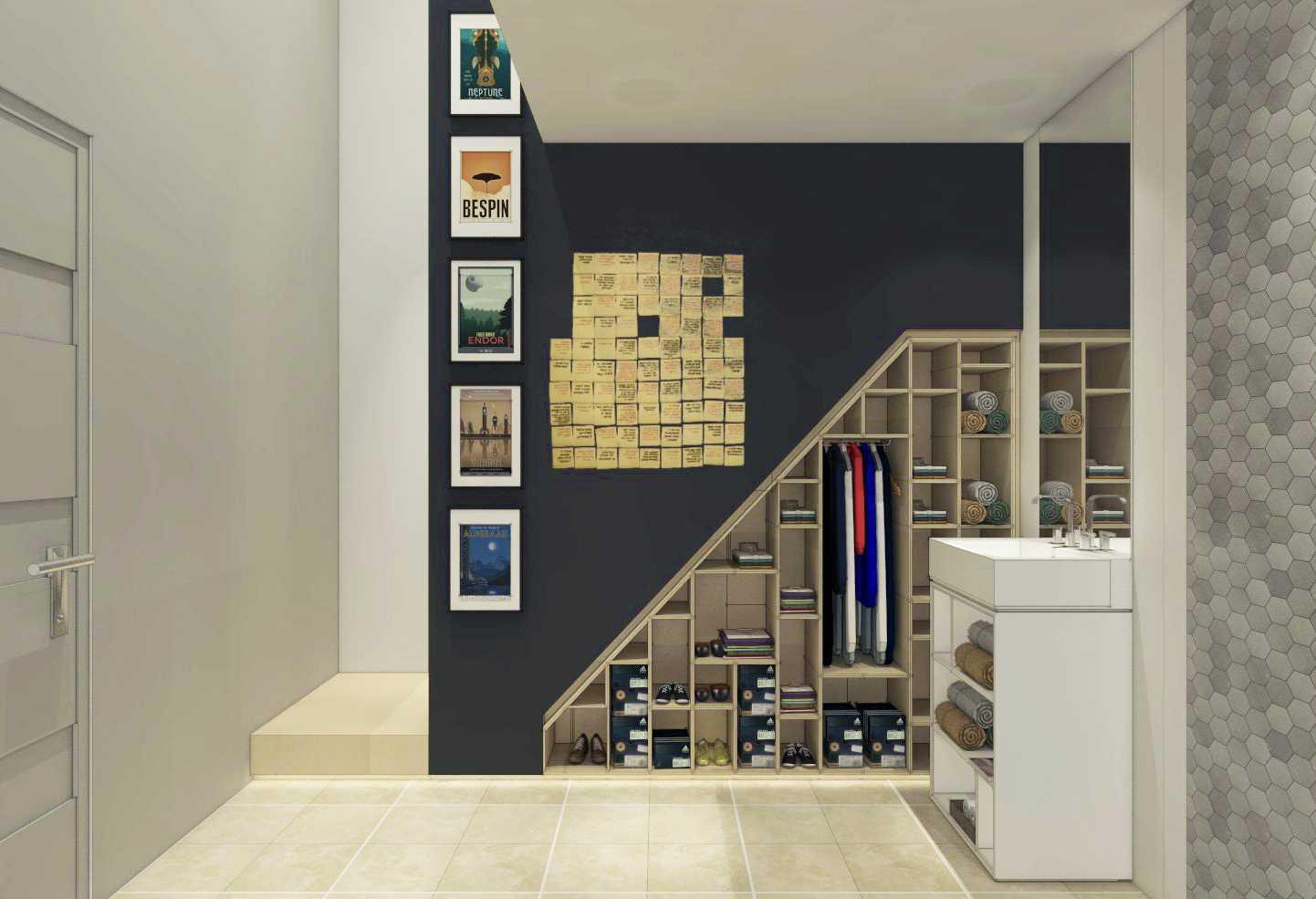 Ari Wibowo Design (Aw.d) 3X3 Loft Jakarta Jakarta Interior Modern 11311
