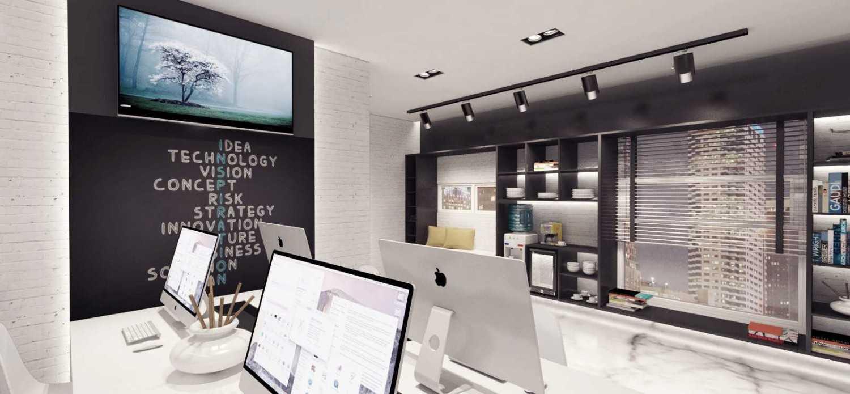 Ari Wibowo Design (Aw.d) Pasar Baru Mansion Jakarta Jakarta Working Space Modern 11341