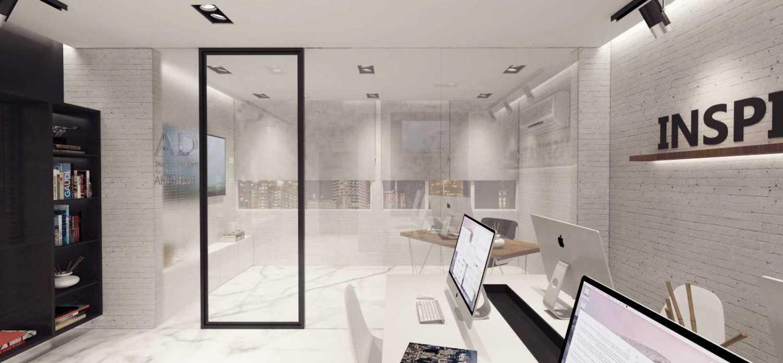 Ari Wibowo Design (Aw.d) Pasar Baru Mansion Jakarta Jakarta Working Space Modern 11347
