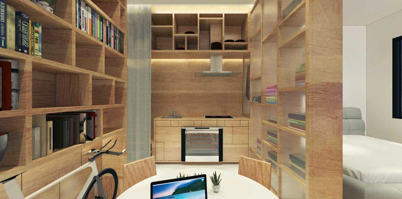 Ari Wibowo Design (Aw.d) A Apartment Jakarta Jakarta Kitchen  11402
