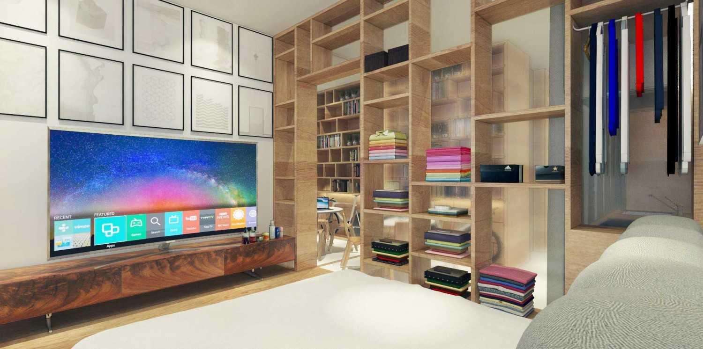 Ari Wibowo Design (Aw.d) A Apartment Jakarta Jakarta Wardrobe  11404