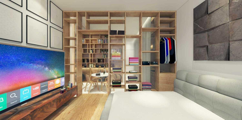 Ari Wibowo Design (Aw.d) A Apartment Jakarta Jakarta Bedroom  11405