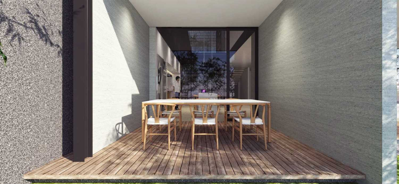 Ari Wibowo Design (Aw.d) Rk House Jakarta, Indonesia - Dining Area Modern 14523