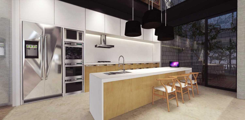 Ari Wibowo Design (Aw.d) Rk House Jakarta, Indonesia - Kitchen Modern 14524