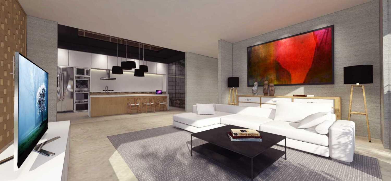 Ari Wibowo Design (Aw.d) Rk House Jakarta, Indonesia - Livingroom Modern 14526
