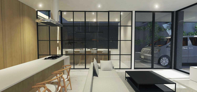 Ari Wibowo Design (Aw.d) Sn House Banten Banten Living And Dining Room Modern 14529