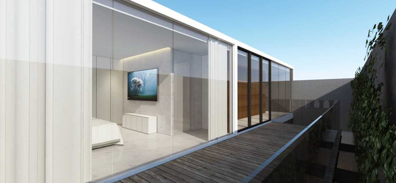 Ari Wibowo Design (Aw.d) Sn House Banten Banten Terrace Modern 14532