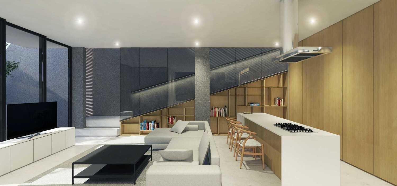 Ari Wibowo Design (Aw.d) Sn House Banten Banten Living And Dining Room Modern 14535