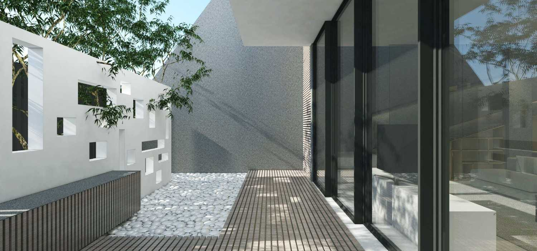 Ari Wibowo Design (Aw.d) Sn House Banten Banten Terrace Modern 14536