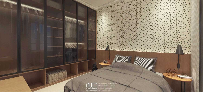Ari Wibowo Design (Aw.d) Hw House Makassar Makassar Bedroom Klasik,modern 19869