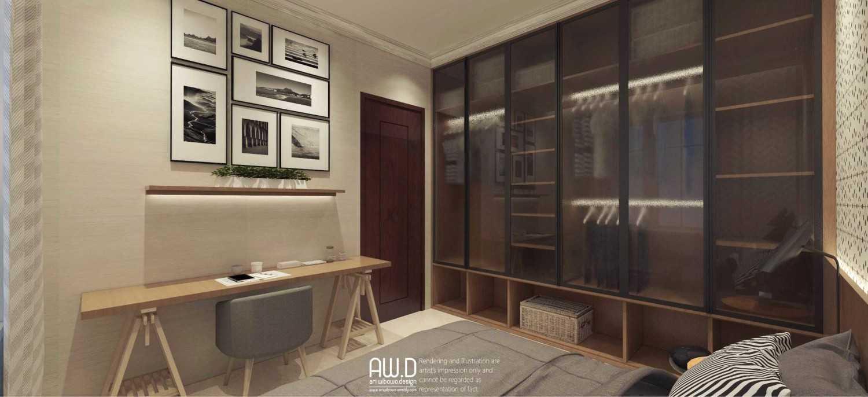 Ari Wibowo Design (Aw.d) Hw House Makassar Makassar Bedroom Klasik,modern 19870