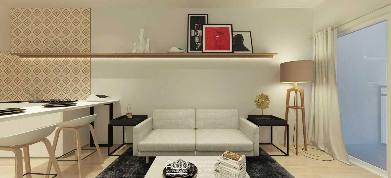 Ari Wibowo Design (Aw.d) K Apartment Jakarta Jakarta Living Room Modern 21147