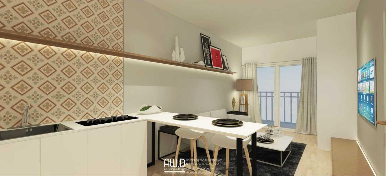 Ari Wibowo Design (Aw.d) K Apartment Jakarta Jakarta Dining Area Modern 21148