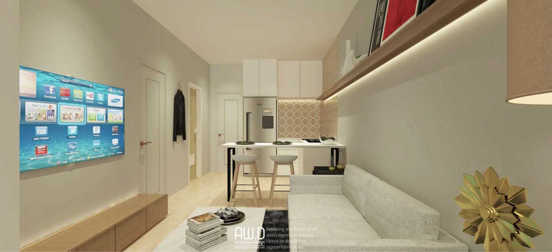 Ari Wibowo Design (Aw.d) K Apartment Jakarta Jakarta Living Room Modern 21149