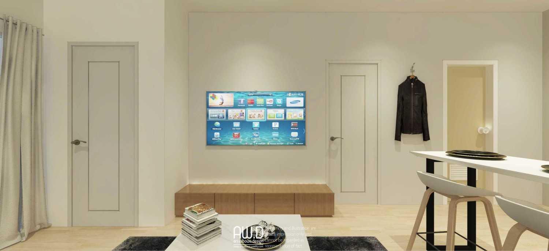 Ari Wibowo Design (Aw.d) K Apartment Jakarta Jakarta Living Room Modern 21150