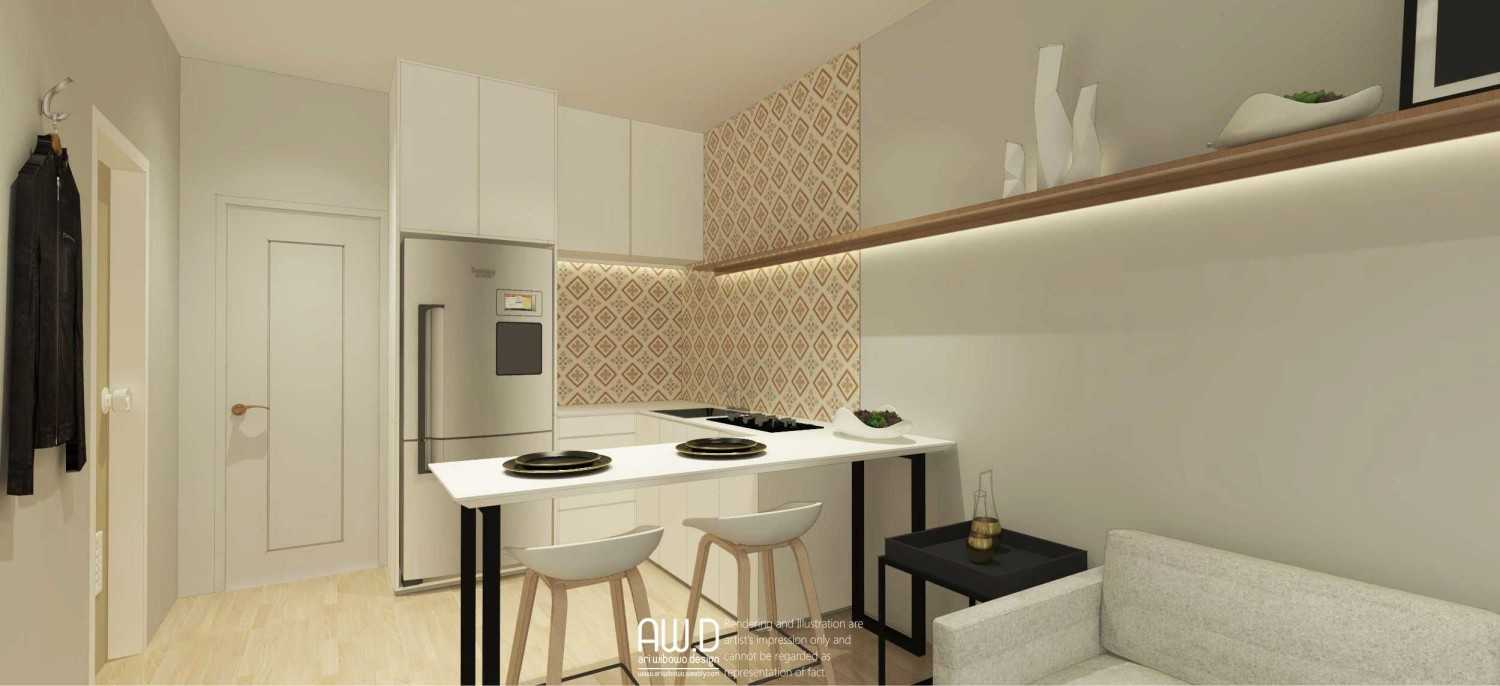 Ari Wibowo Design (Aw.d) K Apartment Jakarta Jakarta Dining And Kitchen Modern 21151