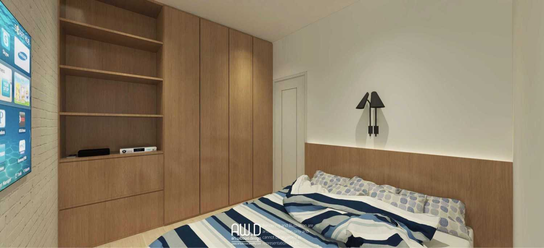 Ari Wibowo Design (Aw.d) K Apartment Jakarta Jakarta Bedroom Modern 21153