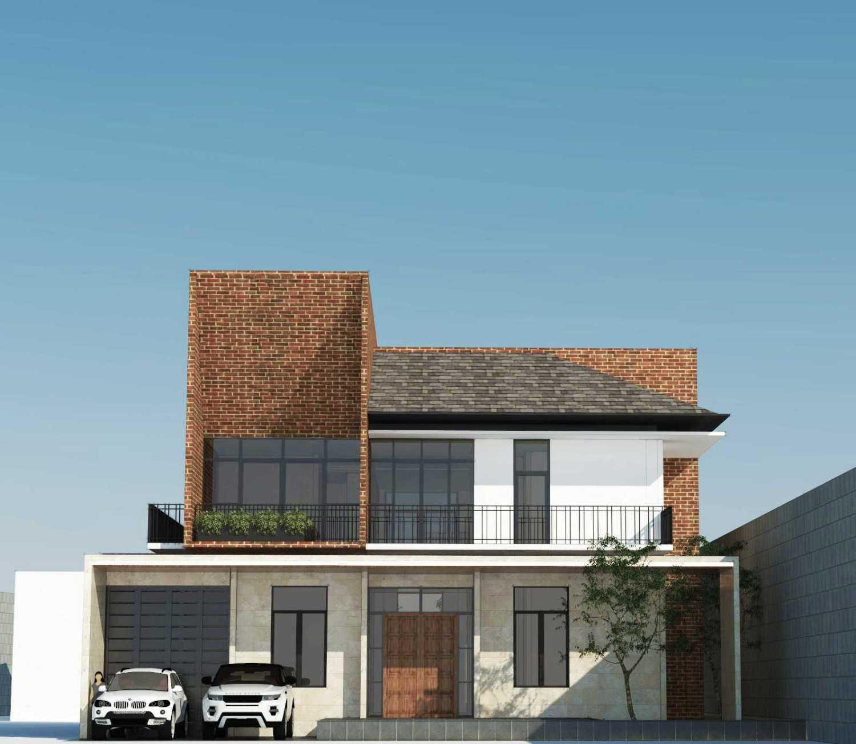 Ari Wibowo Design (Aw.d) S House Sulawesi Tengah Sulawesi Tengah Front View Modern 23080