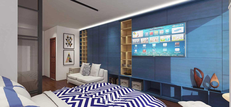 Ari Wibowo Design (Aw.d) Mp Apartment Jakarta, Indonesia Jakarta, Indonesia 16Fn Modern 34461