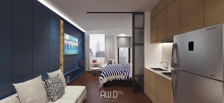 Ari Wibowo Design (Aw.d) Mp Apartment Jakarta, Indonesia Jakarta, Indonesia 17Fn Modern 34462