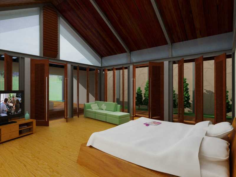 Jerry M. Febrino Villa & Spa Bogor Bogor Room  9654