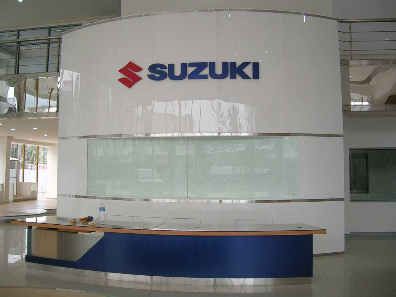 Jerry M. Febrino Showroom Suzuki Motor  Jambi Jambi, Kota Jambi, Jambi, Indonesia Jambi, Kota Jambi, Jambi, Indonesia Receptionist Area Modern 38233