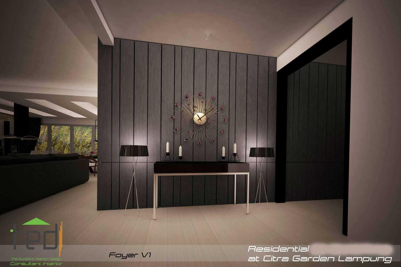 Pd Teguh Desain Indonesia Citra Garden Residence Lampung, Indonesia Lampung, Indonesia Foyer-V1-2 Modern 34772