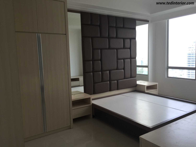 Pd Teguh Desain Indonesia Apartment Kuningan City Jakarta, Indonesia Jakarta, Indonesia Master-Bedroom-1 Modern 34863