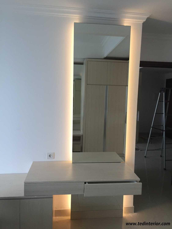 Pd Teguh Desain Indonesia Apartment Kuningan City Jakarta, Indonesia Jakarta, Indonesia Master-Bedroom-4 Modern 34865