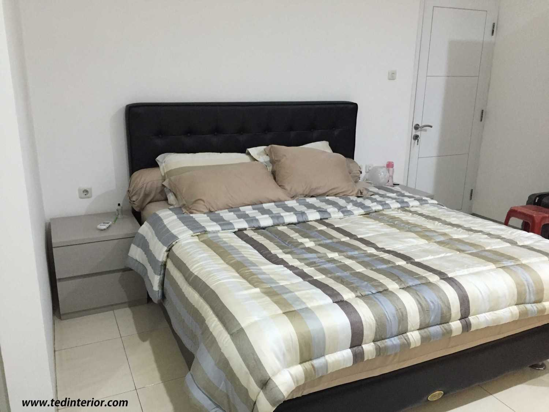 Pd Teguh Desain Indonesia Jelambar Residence Jakarta, Indonesia Jakarta, Indonesia Master-Bedroom-1 Modern 35091