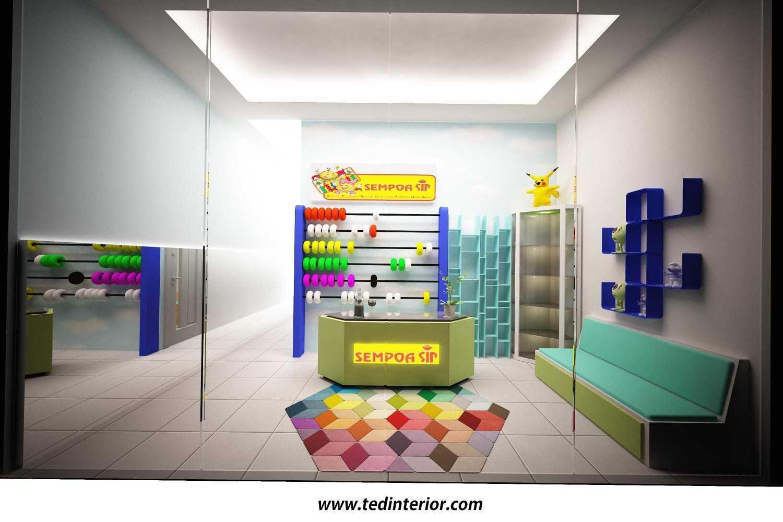 Pd Teguh Desain Indonesia Sempoa Sip   Receptionist-Area-V2 Modern 35096